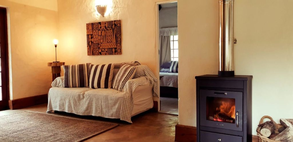 Accommodation special at winemakers cottage