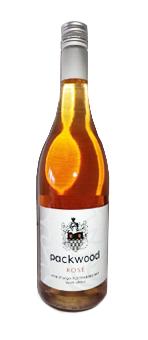 Packwood wines rose 2015