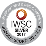 Our Packwood bubbly just won the IWSC Silver award 2017