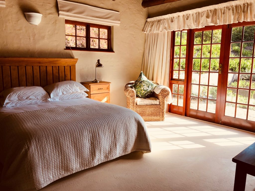 Packwood's Country House Garden Room for the ultimate farm stay experience